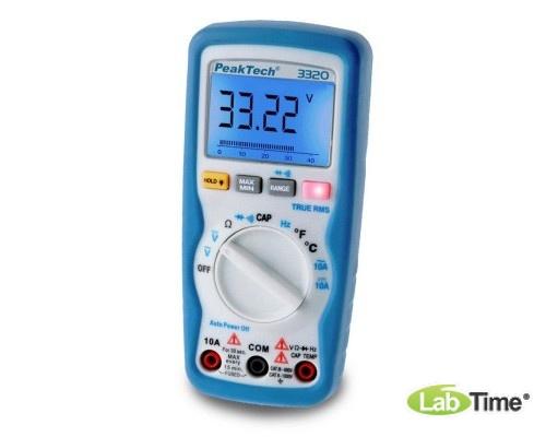 Цифровой мультиметр P3320