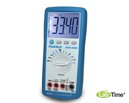Цифровой мультиметр P3340