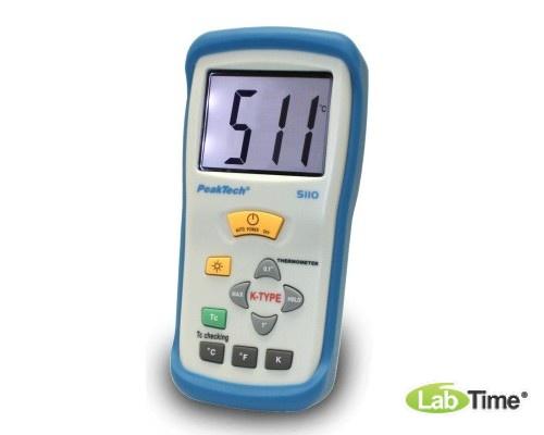 Цифровой термометр, одноканальный