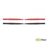 Пара высоковольтных кабелей длиной 150 см