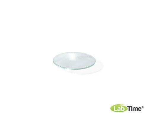 Набор из 10 часовых выпукло-вогнутых стекол круглой формы диаметром 80 мм