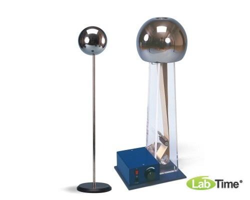 Генератор Ван-де-Граафа с коронирующим электродом (230 В, 50/60 Гц)