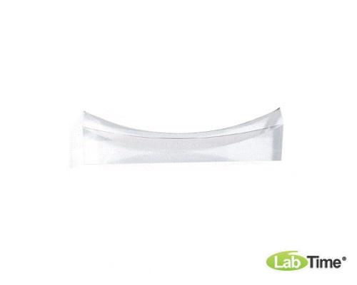 Плосковогнутая линза, f : -400 мм