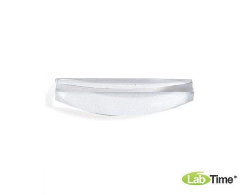 Плосковыпуклая линза, f : +400 мм