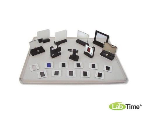 Комплект оборудования для волновой оптики с лазером