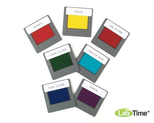 Комплект из 7 цветных фильтров