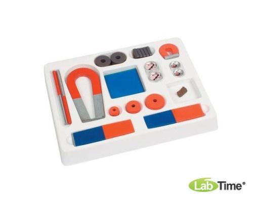 Набор оборудования для опытов по магнетизму