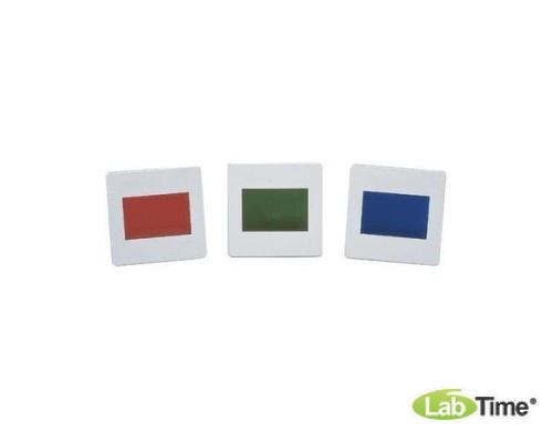 Набор из 3 светофильтров, основные цвета