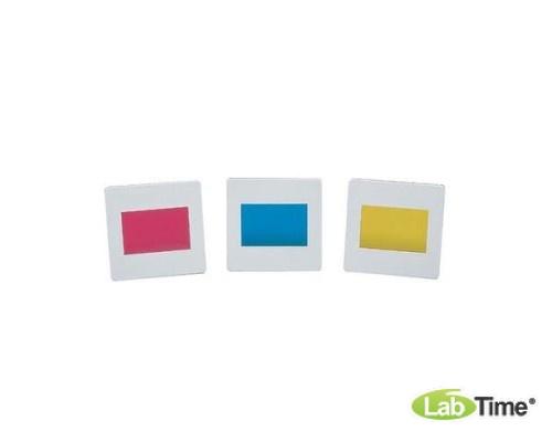 Набор из 3 светофильтров, дополнительные цвета
