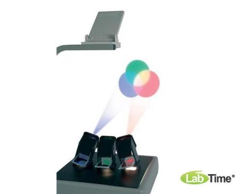 Набор оборудования для смешения цветов