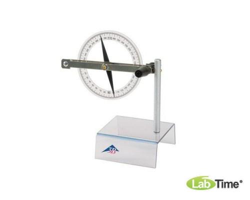 Прибор для измерения магнитного наклонения