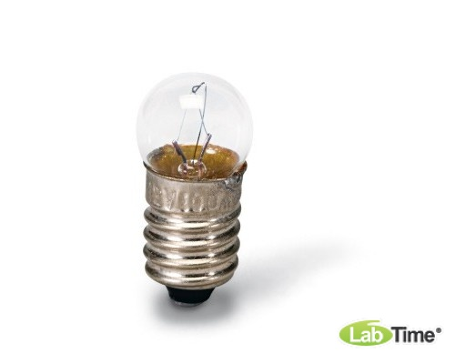 Набор из 10 лампочек с цоколем E10, 3,5 В, 200 мА