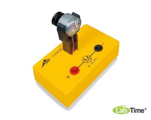 Электродвигатель сверхнизкого напряжения в электробезопасной коробке