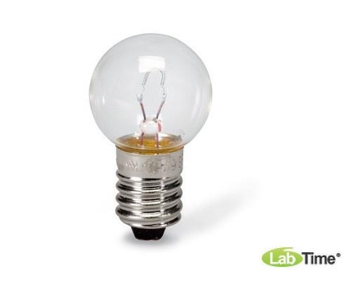 Набор из 10 лампочек с цоколем E10, 6 В, 1 А
