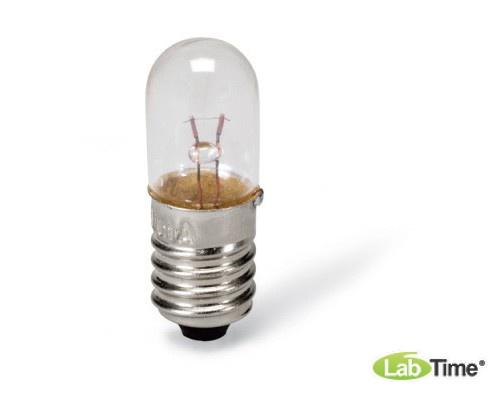 Набор из 10 лампочек с цоколем E10, 1,3 В, 60 мА