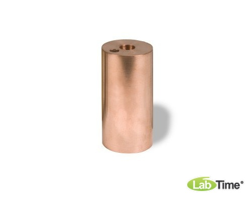 Цилиндрический калориметр, медь