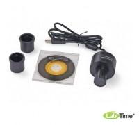 Цифровая камера для микроскопа, 1,3 Мп (USB2.0)