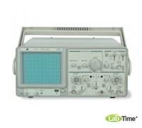 Аналоговый осциллограф, 2x20 МГц (230 В, 50/60 Гц)