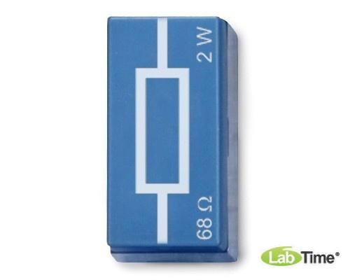 Резистор 68 Ом, 2 Вт, P2W19