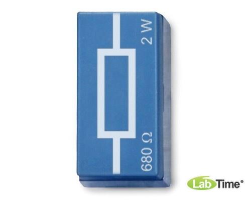Резистор 680 Ом, 2 Вт, P2W19