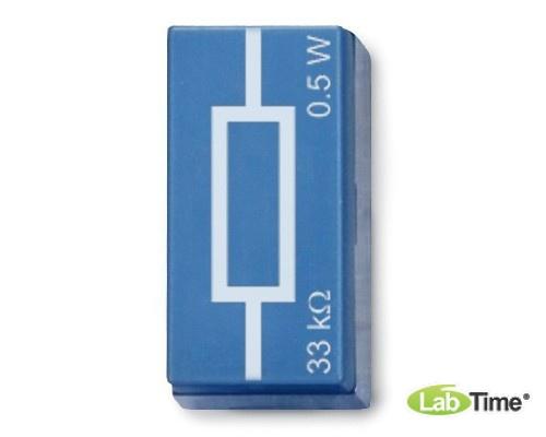 Резистор 33 кОм, 0,5 Вт, P2W19