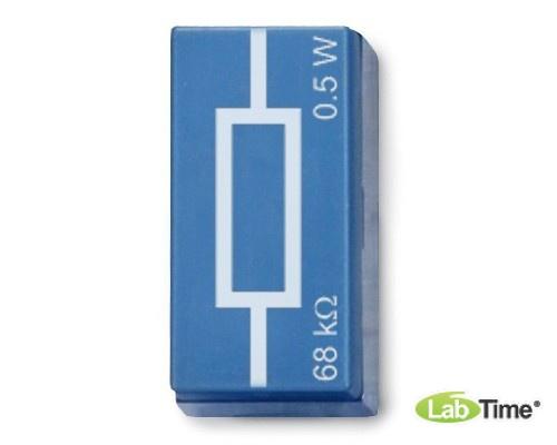 Резистор 68 кОм, 0,5 Вт, P2W19
