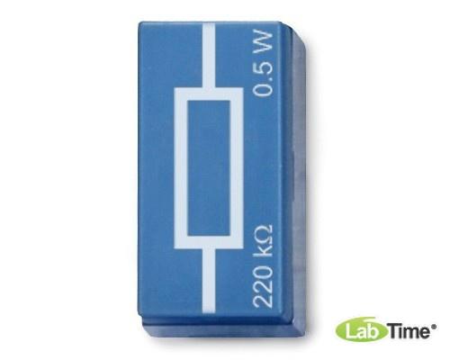 Резистор 220 кОм, 0,5 Вт, P2W19