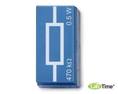 Резистор 470 кОм, 0,5 Вт, P2W19
