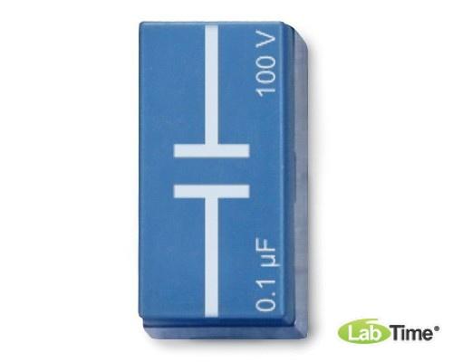 Конденсатор 0,1 мкФ, 100 В, P2W19