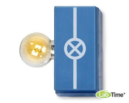 Патрон для лампочки с цоколем E10, боковое расположение, P2W19