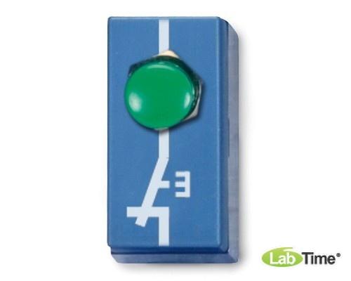 Кнопочный переключатель (замкнутый), однополюсный P2W19