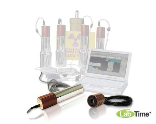 Сцинтилляционный детектор на основе кристаллов йодистого натрия, активированных таллием (NaI(Tl))