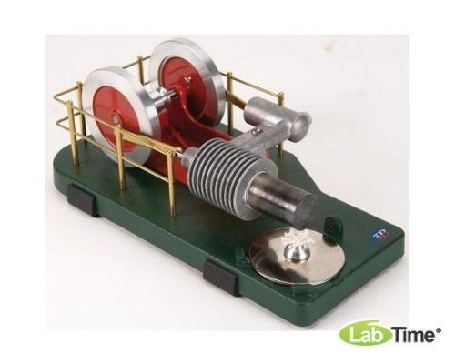 Двигатель Стирлинга модели S