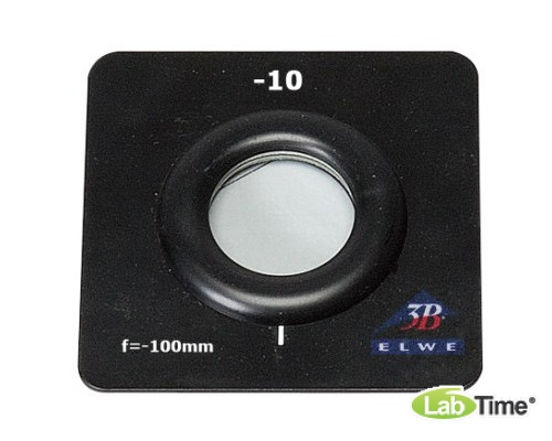 Вогнутая линза модели K, f : -100 мм