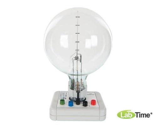 Электровакуумный прибор с узким пучком, на подставке для подключения