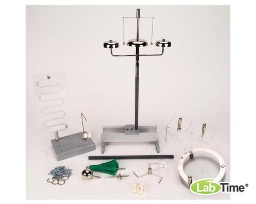Набор оборудования для опытов по электростатике