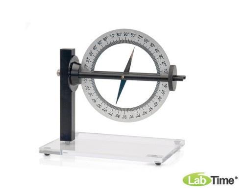 Прибор для измерения магнитного наклонения и склонения
