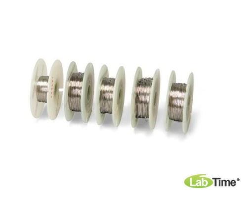 Проволока, никель-хром, d:0,5 мм, l:50 м