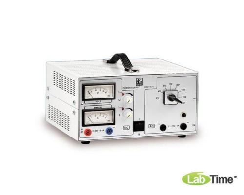Источник питания переменного/постоянного тока 0 – 20 В, 0 – 5 А (230 В, 50/60 Гц)