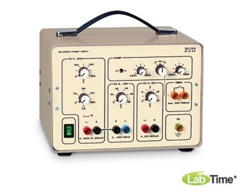 Источник питания постоянного тока 0 – 300 В (230 В, 50/60 Гц)