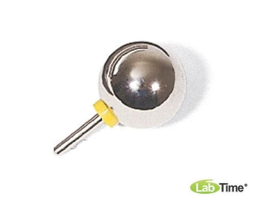 Проводящая сфера, d : 30 мм, с штекером, 4 мм