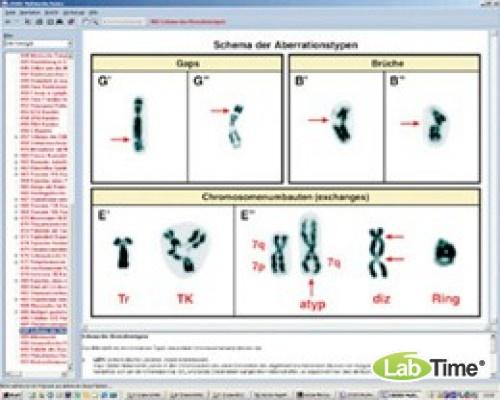 Программа «Наследственность и генетика человека», часть I, на компакт-диске