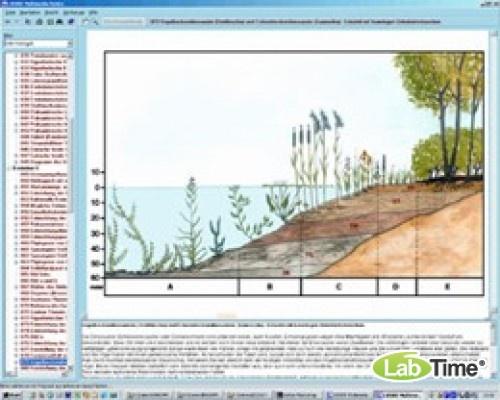 Программа «Биотопы и экосистемы», на компакт-диске