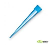 Кончики пипетки, синие, до 1000 мкл