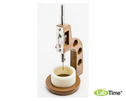 Прибор Вика ОГЦ-1 для определения нормальной густоты и сроков схватывания цементного теста