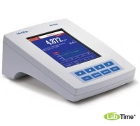 HI 4221-02 рН-метр/милливольтметр/термометр (pH/mV/T), сверхширокий диапазон