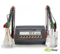 HI 2550-02 pH-метр/ОВП-метр/кондуктометр/термометр (pH/ORP/TDS/EC/T)