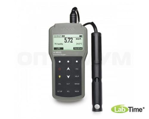 HI 98193 Оксиметр (кислородомер) влагонепроницаемый портативный