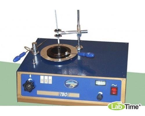 ТВО - аппарат для определения температуры вспышки в открытом тигле по методу ГОСТ 4333 и ISO 2592