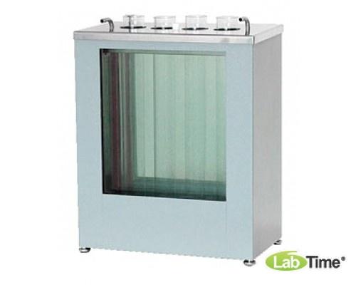 Ванна LOIP LA-380, ванна на 4 цилиндра для определения плотности нефтепродуктов по ГОСТ 3900¶¶при низких температурах, -40°С…+50°С, подключается к криостату